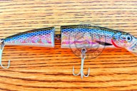Minnow Jointed SL110